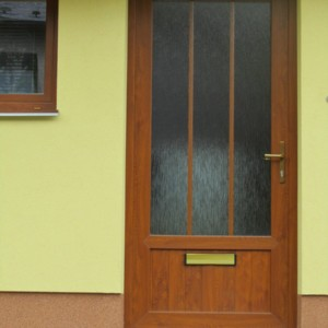 Montáž dveří a oken