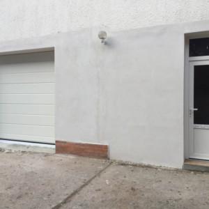 Montáž garážových vrat a dveří