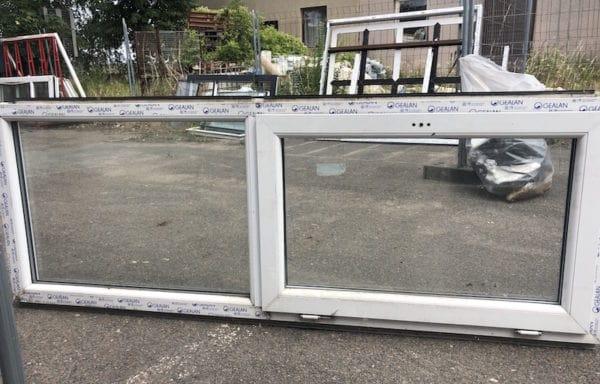 Okno Bílá/bílá 2060 x 750